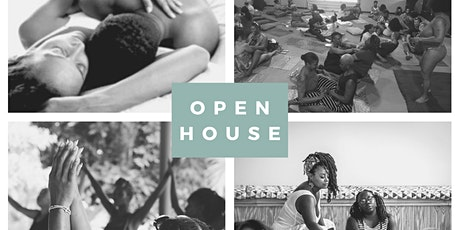 Open House: Sanctuary Residency tickets