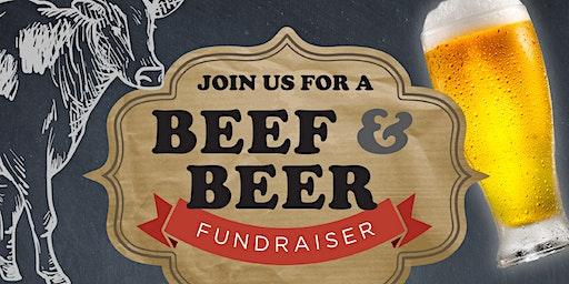 Beef & Beer Fundraiser