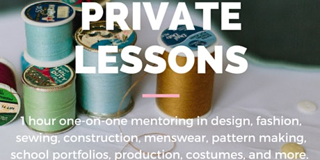 Private Lessons tickets