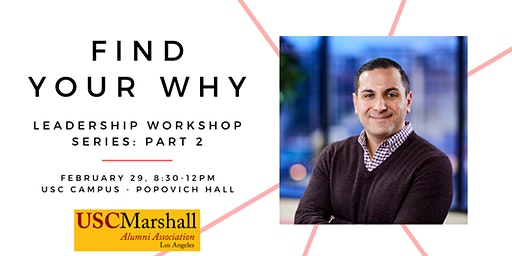 Leadership Workshop, Part 2: Find Your Why