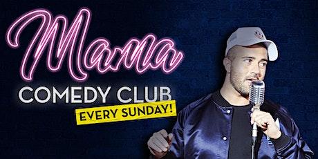 Comedy Sundays with Basil Jamm tickets