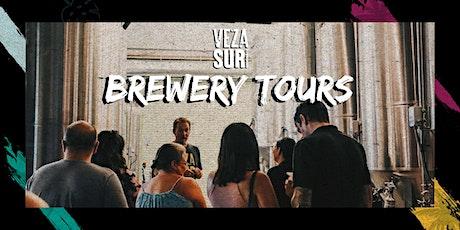VEZA SUR Brewery Tours 2020 tickets