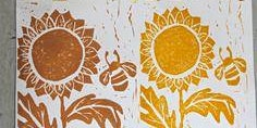 Lino Printing Taster Workshop