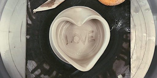 Valentines Day Date Night Pottery Class: February 14th