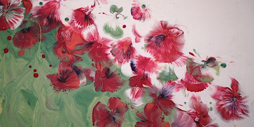 Poppy Play - Flow Painting Workshop
