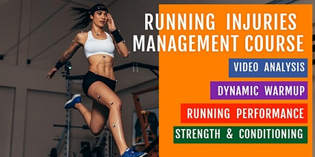 Running Injuries Management  Course - Newcastle  9-10th May tickets