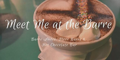 Meet Me at the Barre tickets