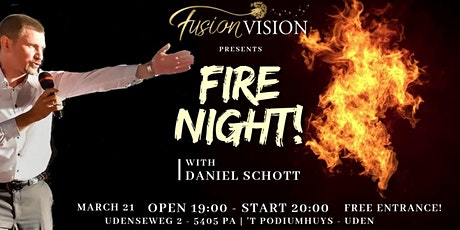 FUSION FIRE NIGHT tickets