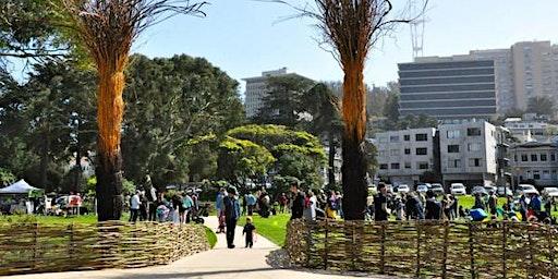 Kezar Triangle Volunteer Workparty in Golden Gate Park
