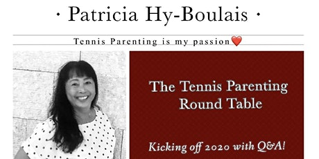 Tennis Parenting Round Table tickets