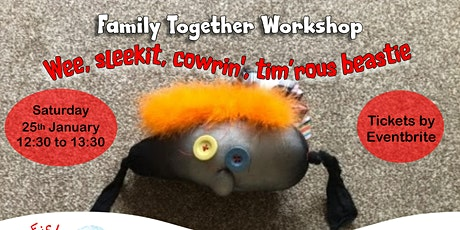 Wee, sleekit, cowrin', tim'rous beastie - Family Together tickets