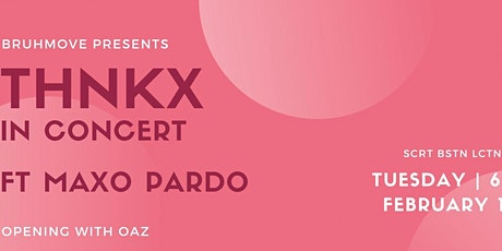 The Honorable Krys X (THNKX) Live in Concert tickets