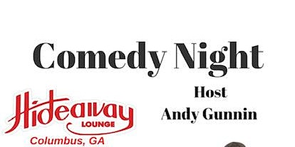 COMEDY NIGHT AT HIDEAWAY COLUMBUS