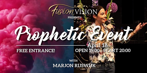 Fusion Prophetic Event