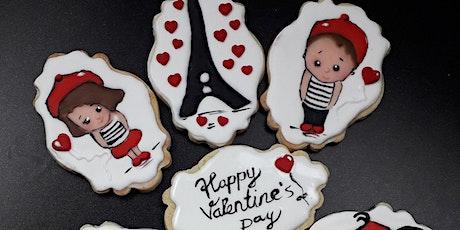 Valentine Sugar Cookies Royal Icing Workshop tickets