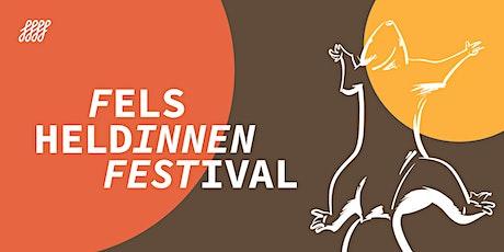 FELSHELDINNEN FESTIVAL | Kletter- und Boulderfestival für Frauen Tickets