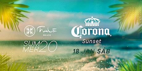Corona Sunset ingressos