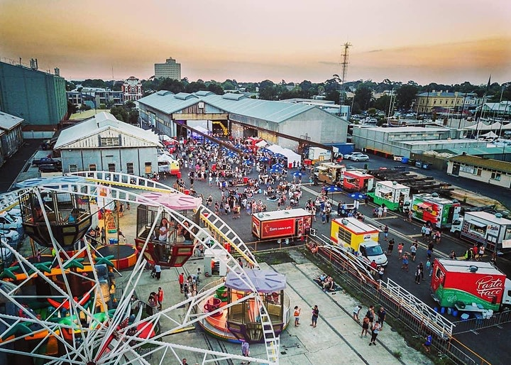 Seaworks Festival Zone - Part of the Williamstown Seaport Festival image