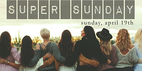 Monat Super Sunday tickets
