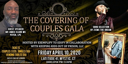 The Covering Of Couples Gala 2020