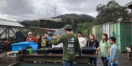 Golden Gate Park Natural Resources Nursery Volunteer Project tickets