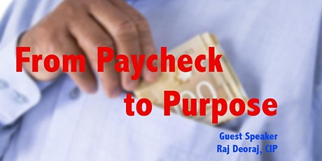 From Paycheck To Purpose tickets