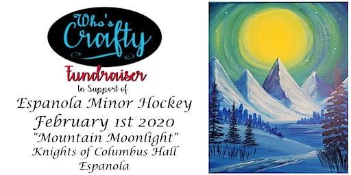 Who's Crafty Fundraiser - Espanola Minor Hockey
