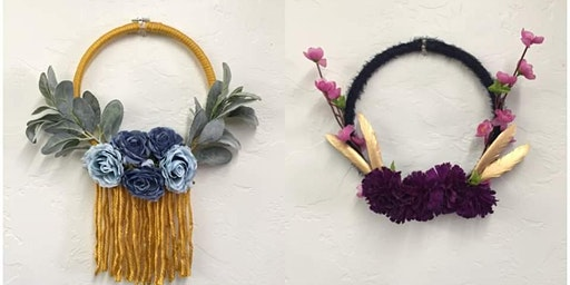 January Wreath Workshop