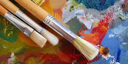 January 29th Open Paint Night!
