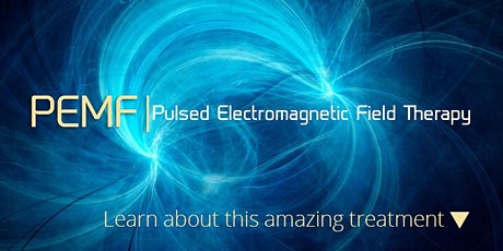 Intelligent  Wellness  with PEMF therapy - Supercharge your cells! tickets
