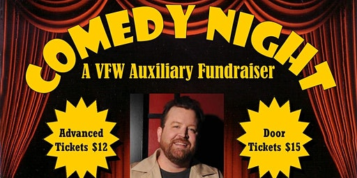 VFW Auxiliary Comedy Show Fundrasier