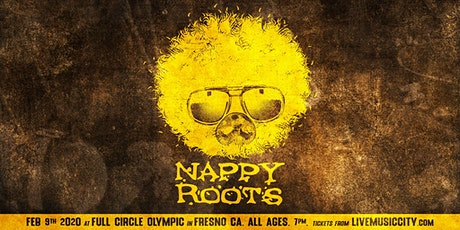 Nappy Roots at Full Circle Olympic billets