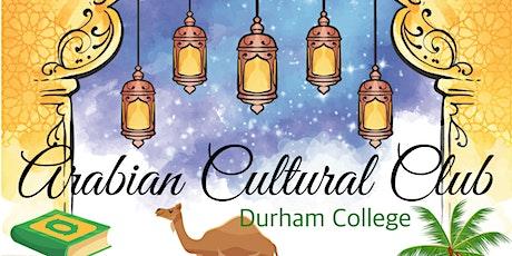 Arabian Cultural Club tickets