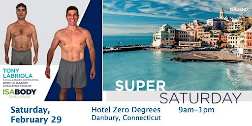 Super Saturday - Your Ideal Life