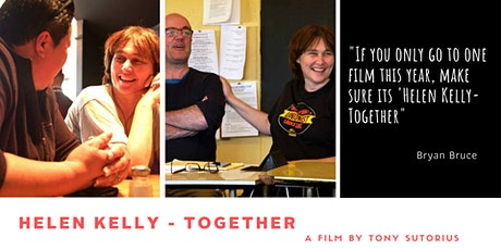 Helen Kelly - Together, see it with Wellington Central tickets