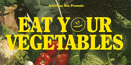 Eat Your Vegetables!  A Vegetable Forward Dinner with Chef Hamilton tickets
