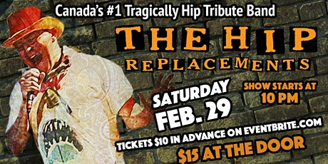 The Hip Replacements tickets
