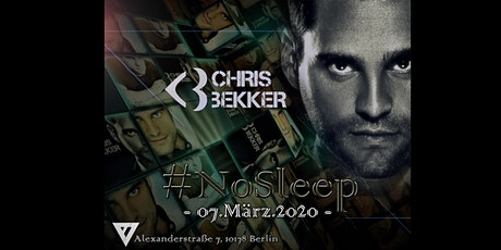 #NoSleep pres. Chris Bekker SoKooL & eN.Kay Tickets