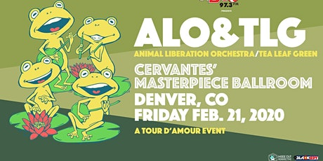 ALO & Tea Leaf Green w/ Special Guests tickets
