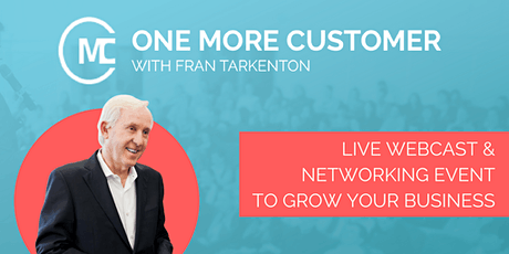 One More Customer Networking Event - Greenville - March 2020 tickets