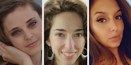 Dana Simone, Stephanie Lombardo & Krisi Ardito at Nord-NewOldRockDeli tickets