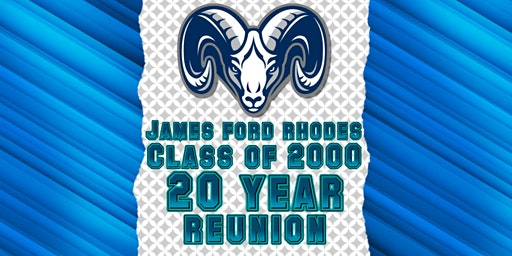 James Ford Rhodes Class of 2000 20 year reunion