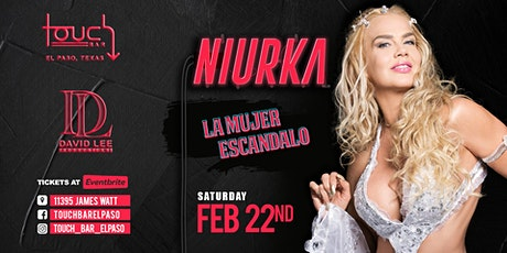 Niurka Marcos • Live at Touch Bar El Paso tickets