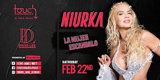 Niurka Marcos • Live at Touch Bar El Paso