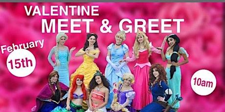 Valentine Meet & Greet tickets