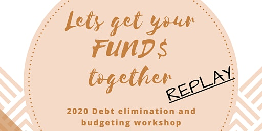 Get Your FUND$ together!