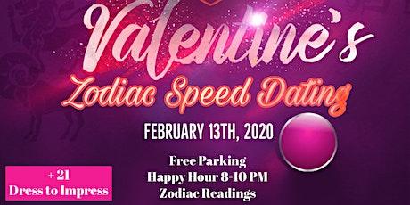 REVLI Presents Valentine's Zodiac Speed Dating  tickets