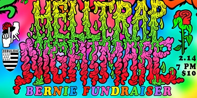 SARAH SQUIRM PRESENTS: A HELLTRAP NIGHTMARE BERNIE FUNDRAISER