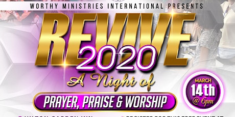 Revive 2020 tickets