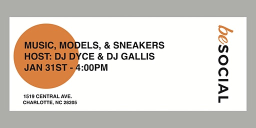 Music, Models, and Sneakers